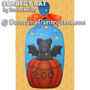Scaredy Bat ePacket - Susan Kelley - PDF DOWNLOAD