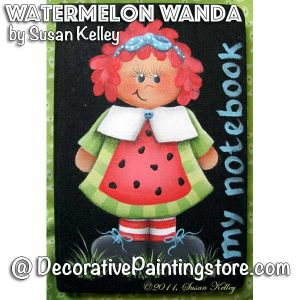 Watermelon Wanda ePacket - Susan Kelley - PDF DOWNLOAD