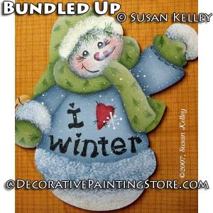 Bundled Up ePacket - Susan Kelley - PDF DOWNLOAD