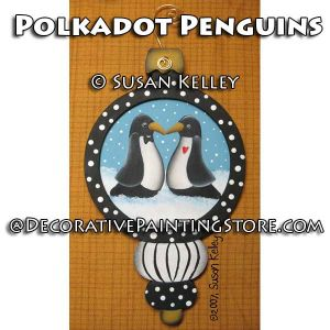 Polkadot Penguins ePacket - Susan Kelley - PDF DOWNLOAD