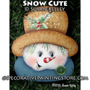 Snow Cute ePacket - Susan Kelley - PDF DOWNLOAD