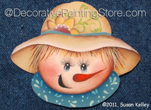 Scarecrow Joe Pin ePacket - Susan Kelley - PDF DOWNLOAD