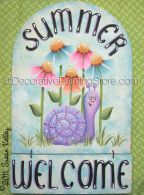 Summer Welcome  ePacket - Susan Kelley - PDF DOWNLOAD