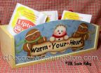 Warm Your Heart ePacket - Susan Kelley - PDF DOWNLOAD
