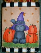 Witch Hat Cat ePacket - Susan Kelley - PDF DOWNLOAD