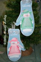 Shabby Mittens ePacket - Susan Kelley - PDF DOWNLOAD