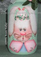 Shabby Bunny ePacket - Susan Kelley - PDF DOWNLOAD
