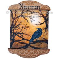 Nevermore Plaque ePattern - Sheila Landry