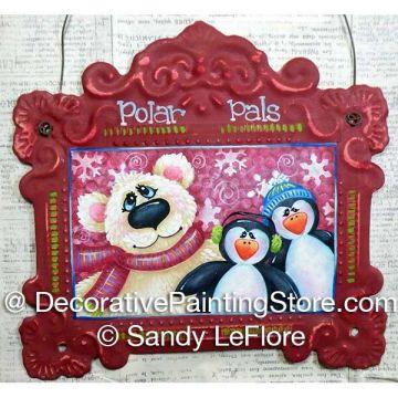 Polar Pals ePattern - Sandy LeFlore - PDF DOWNLOAD