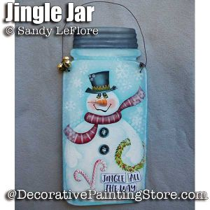 Jingle Jar ePattern - Sandy LeFlore - PDF DOWNLOAD