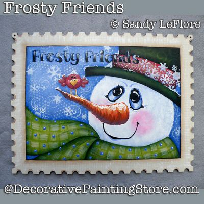 Frosty Friends DOWNLOAD - Sandy LeFlore