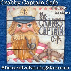 Crabby Captain Cafe DOWNLOAD - Sandy LeFlore