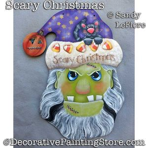 Scary Christmas DOWNLOAD - Sandy LeFlore