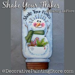 Shake Your Flakes DOWNLOAD - Sandy LeFlore