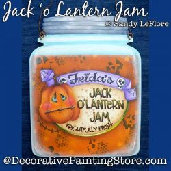 Jack o Lantern Jam DOWNLOAD - Sandy LeFlore