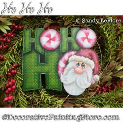 Ho Ho Ho DOWNLOAD - Sandy LeFlore