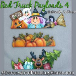 Red Truck Welcome Payloads 4 DOWNLOAD - Sandy LeFlore