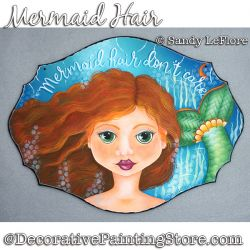 Mermaid Hair DOWNLOAD - Sandy LeFlore
