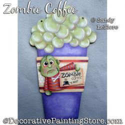 Zombie Coffee DOWNLOAD - Sandy LeFlore