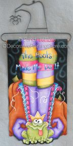The Boots Made Me Do It ePattern - Sandy LeFlore - PDF DOWNLOAD
