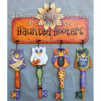 Haunted Hooters ePattern - Sandy LeFlore - PDF DOWNLOAD