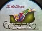 Tis the Season Sleigh Pattern - Lonna Lamb - PDF DOWNLOAD
