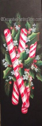 Peppermint Stix Pattern - Lonna Lamb - PDF DOWNLOAD