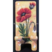 Poppy Phone Stand Pattern - Lonna Lamb - PDF DOWNLOAD