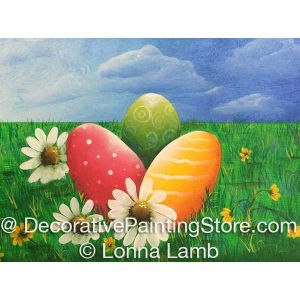 Easter Morning Pattern - Lonna Lamb - PDF DOWNLOAD