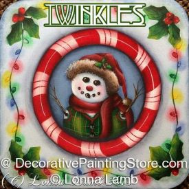 Twinkles Pattern - Lonna Lamb - PDF DOWNLOAD
