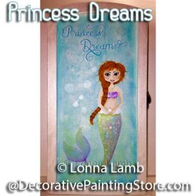Princess Dreams Pattern - Lonna Lamb - PDF DOWNLOAD