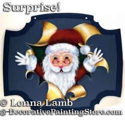 Surprise e-Pattern - Lonna Lamb - PDF DOWNLOAD