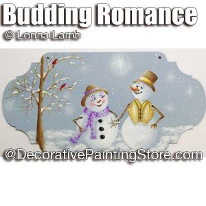 Budding Romance e-Pattern - Lonna Lamb - PDF DOWNLOAD