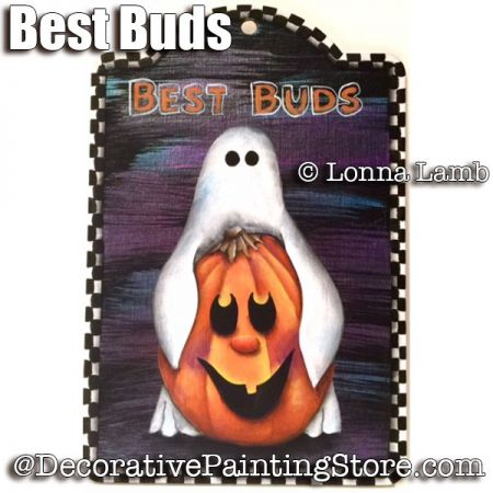 Best Buds e-Pattern - Lonna Lamb - PDF DOWNLOAD