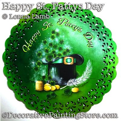 Happy St Pattys Day DOWNLOAD - Lonna Lamb