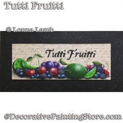 Tutti Fruitti DOWNLOAD - Lonna Lamb