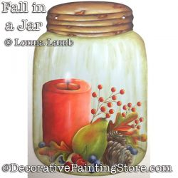 Fall in a Jar DOWNLOAD - Lonna Lamb