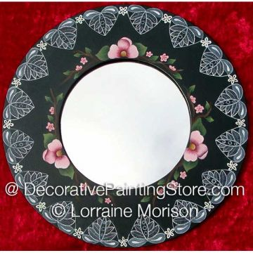 Blossom Mirror Pattern PDF DOWNLOAD