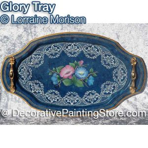 Glory Tray Pattern PDF DOWNLOAD