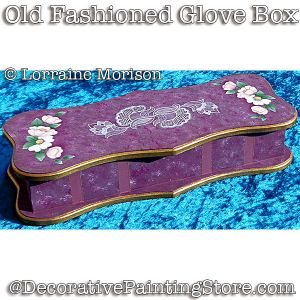 Old Fashioned Glove Box DOWNLOAD - Lorraine Morison