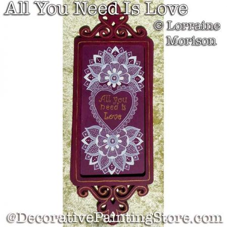 All You Need Is Love DOWNLOAD - Lorraine Morison