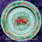 Colours of Christmas Pattern PDF DOWNLOAD