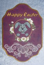 Happy Easter Pattern - Lorraine Morison - PDF DOWNLOAD