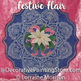 Festive Flair Pattern - Lorraine Morison - PDF DOWNLOAD