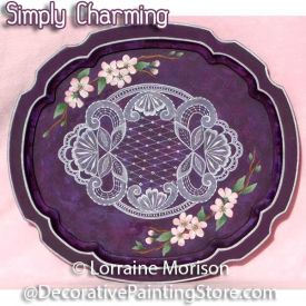 Simply Charming Pattern - Lorraine Morison - PDF DOWNLOAD