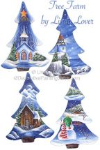 Tree Farm Pattern PDF DOWNLOAD