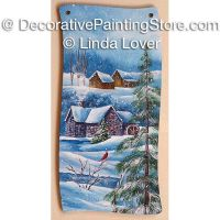 Let It Snow ePacket by Linda Lover - PDF DOWNLOAD
