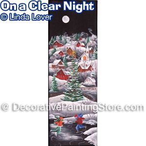 On a Clear Night ePacket by Linda Lover - PDF DOWNLOAD