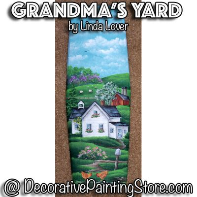 Grandmas Yard ePacket by Linda Lover - PDF DOWNLOAD