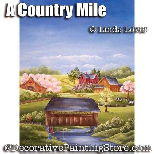 A Country Mile ePacket by Linda Lover - PDF DOWNLOAD